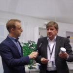 Schwaiger Homeautomation, Smart Home, Interview, Mikrofon, Personen,