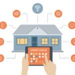 Darstellung, Smarthome, Steuerung, Vernetzung, Haus, Internet