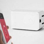 Zuli SmartPlug, Zwischenstecker, Smartphone, Hand, weiß, Box,