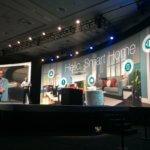 CES, Person, Bühne, Las Vegas, Smart Home, Präsentation, Trends