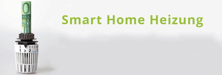 smart home heizung sparen mit smart thermostat co. Black Bedroom Furniture Sets. Home Design Ideas