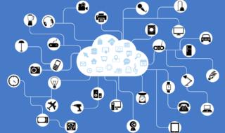 Smart Friends, Übersicht, blau, weiß, schwarz, Geräte, Wolke
