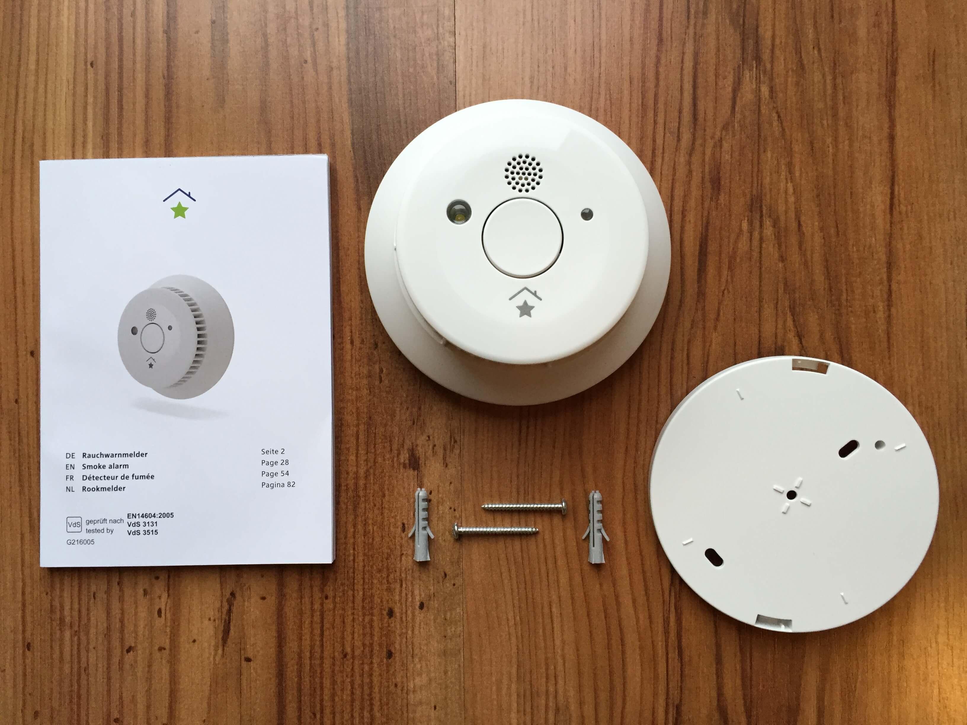 smart home rauchmelder bosch smart home rauchmelder. Black Bedroom Furniture Sets. Home Design Ideas