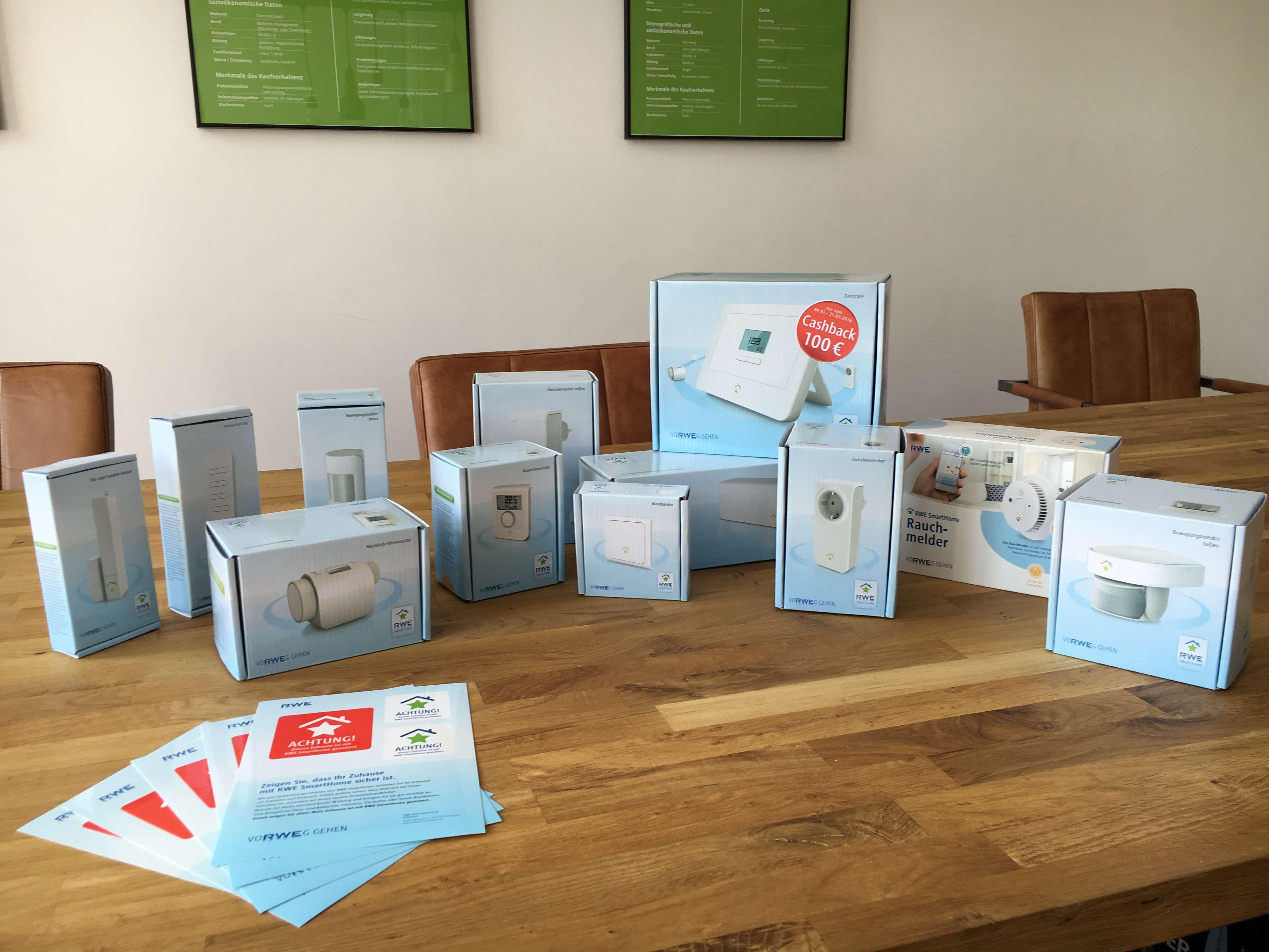 test rwe smart home 9 produkte im test. Black Bedroom Furniture Sets. Home Design Ideas