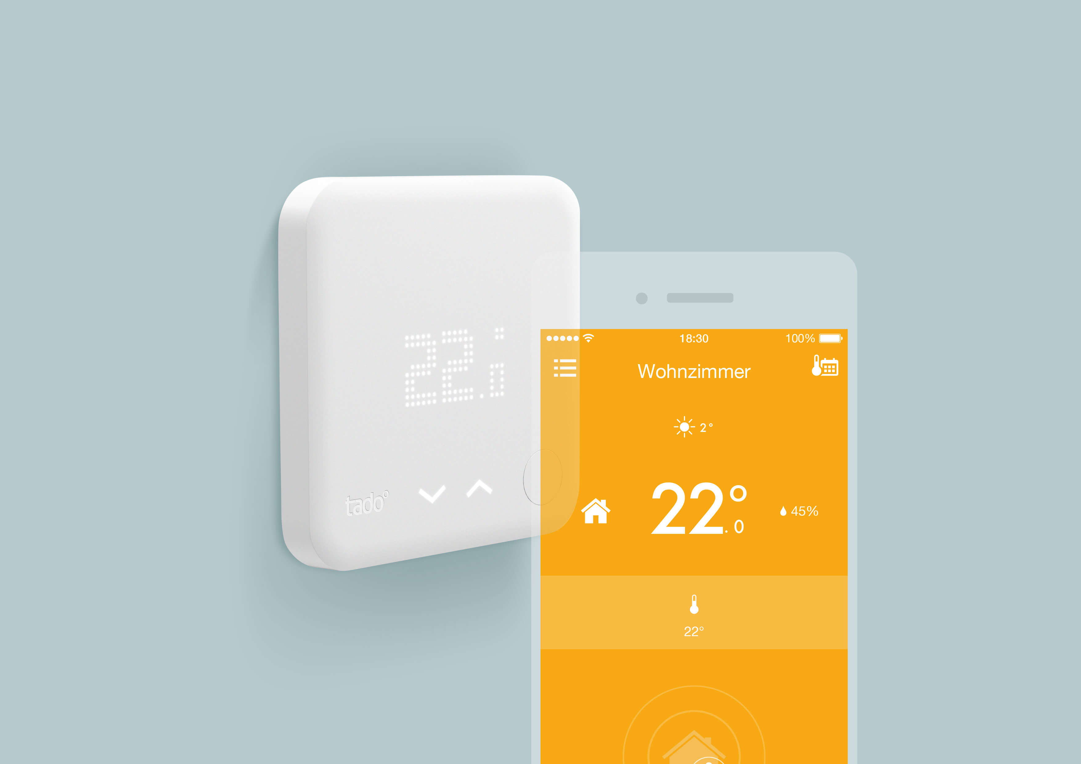 vergleich tado smart thermostat netatmo thermostat. Black Bedroom Furniture Sets. Home Design Ideas