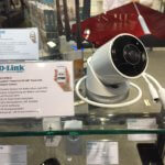 D-Link, Außenkamera, Smart Home, Weiß, Stand