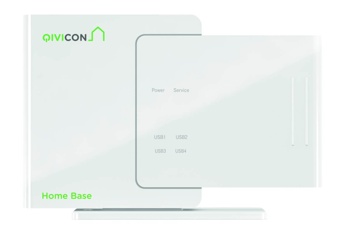magenta smart home >> qivicon home base 2.0