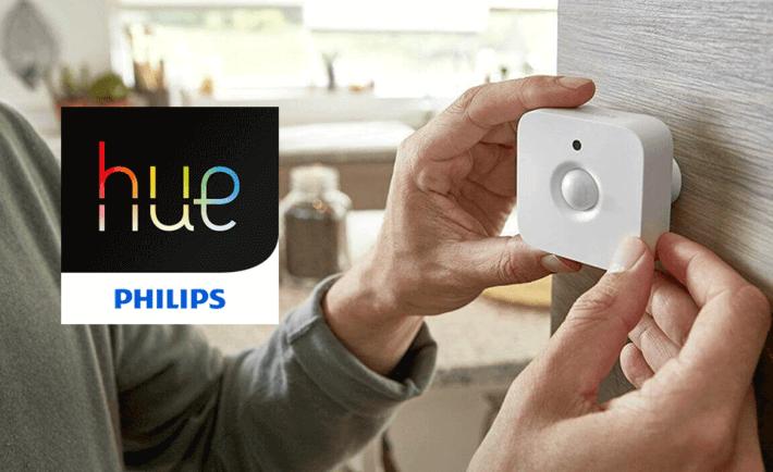 Philips Hue Bewegungsmelder Küche