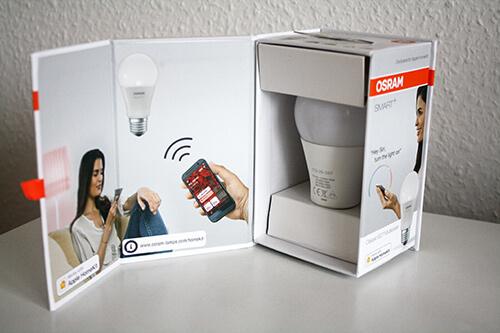 Osram smart+ LED Test