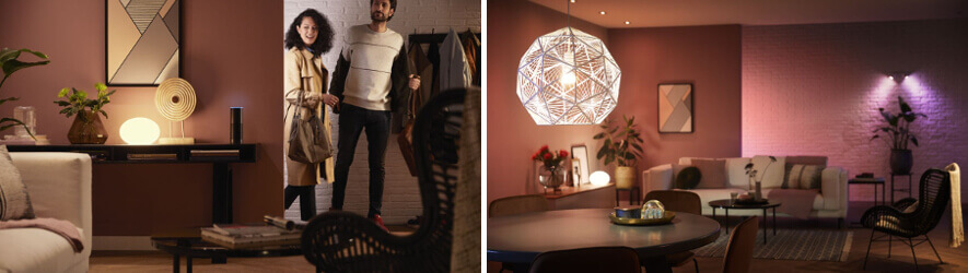 Philips Hue Bluetooth Lampen Ambiente