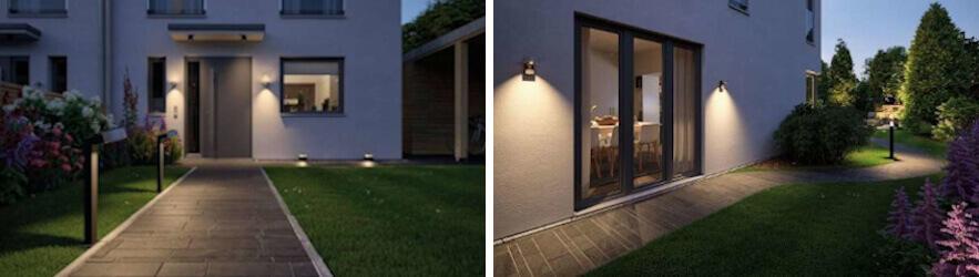 Außenbeleuchtung Paulmann ZigBee Plug & Shine