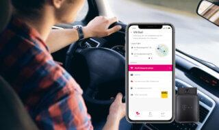 Telekom CarConnect für Dein Auto