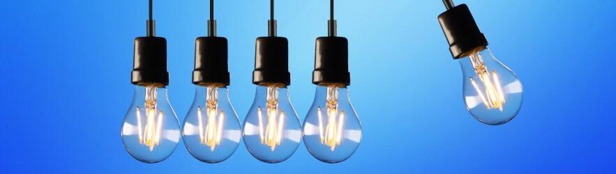 Glühbirnen Hausautomatisierung Smart Home