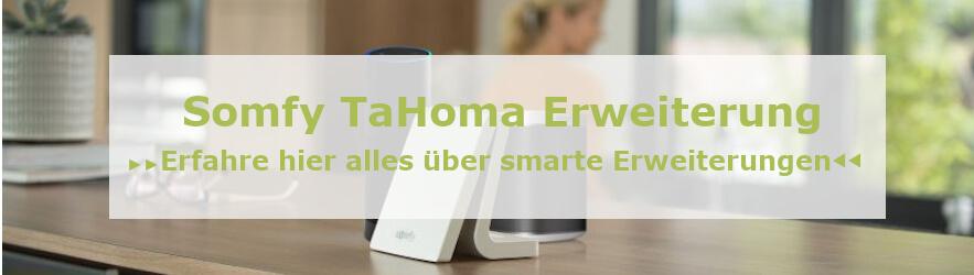 Erweiterungen für Somfy TaHoma