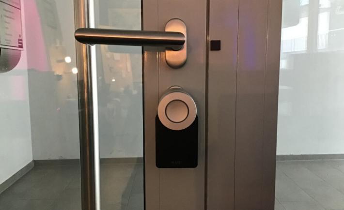 Nuki Smart Lock Türschloss