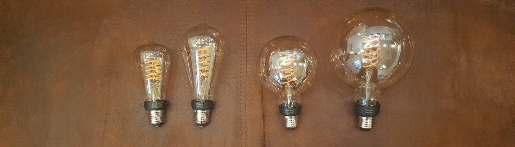 Philips Hue Filament Edison Globe normal Giant