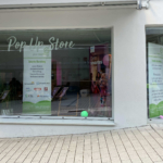 Pop-Up Store your-smarthome Schaufenster