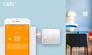 tado Smart Radiator Thermostat Wohnung Heizung