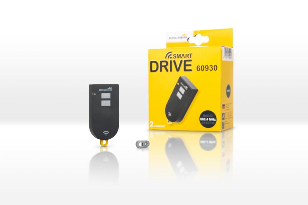 Schellenberg DRIVE Garagentorantriebe 2-Kanal Produkt