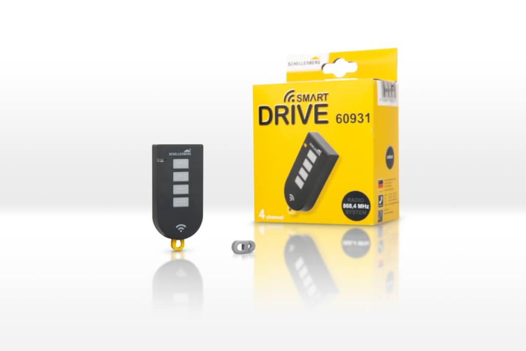 Schellenberg DRIVE Garagentorantriebe 4-Kanal Produkt