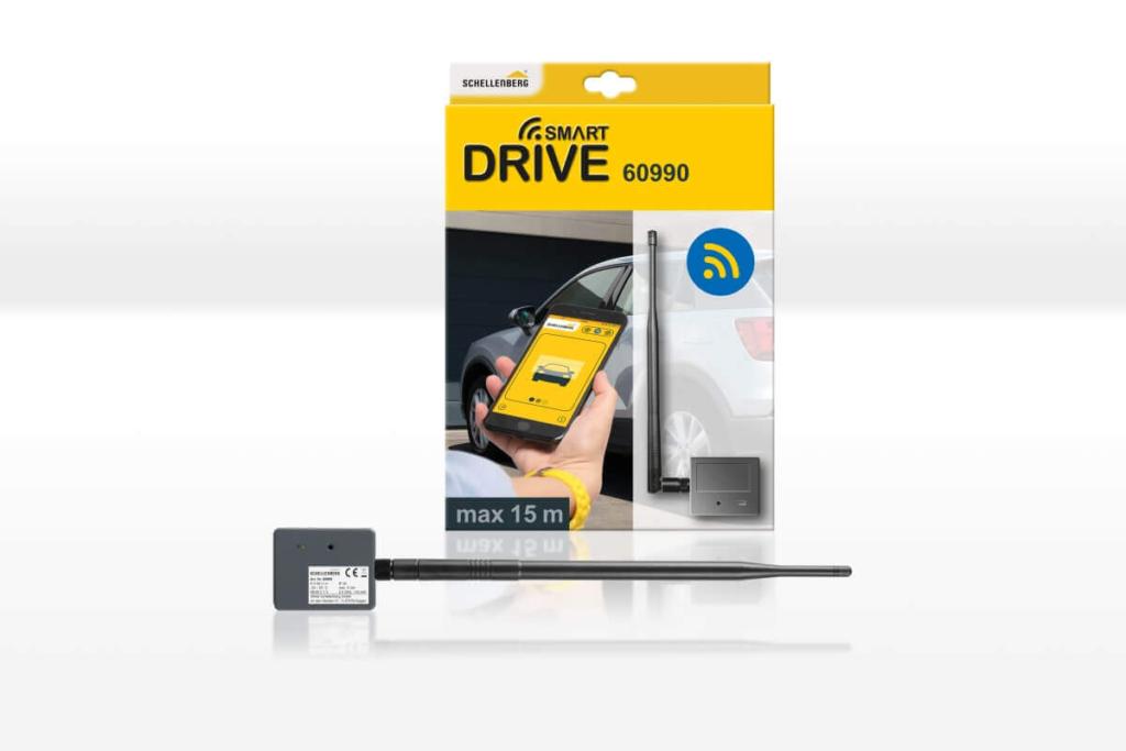Schellenberg DRIVE Garagentorantriebe Smartphone Garagentoröffner Produkt
