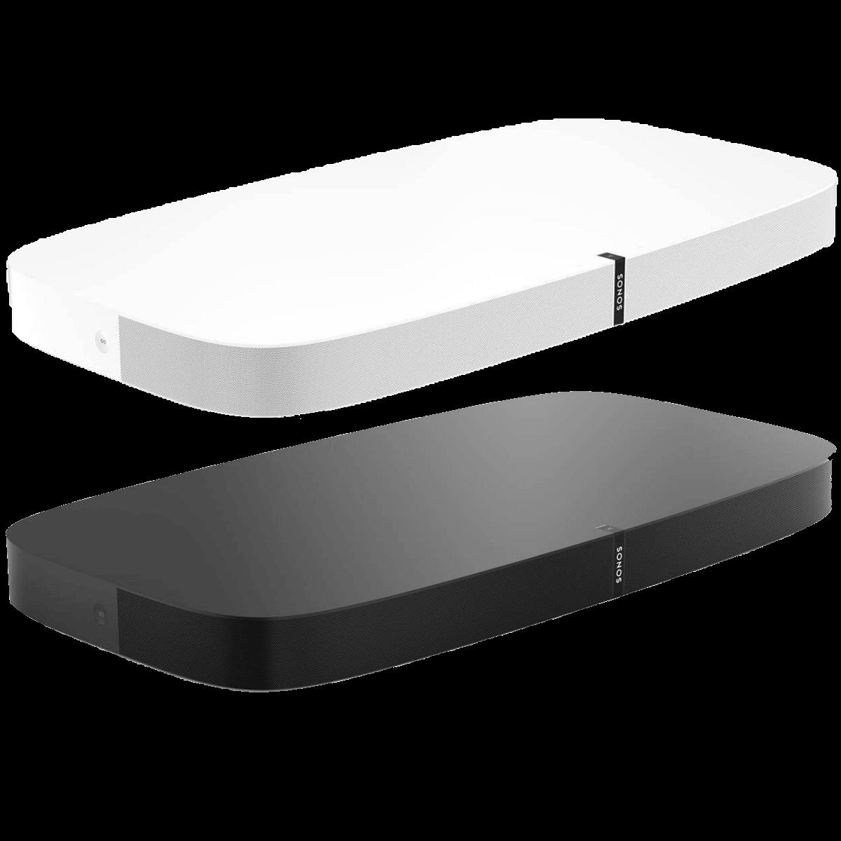 Sonos PLAYBASE | WLAN Soundbar für Dein TV | Kino-Sound und Musik Streaming