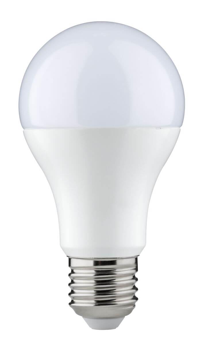 Paulmann Bluetooth RGBW LED Boyn 9 W - RGB Farblichtsteuerung per App mit E27 Fassung