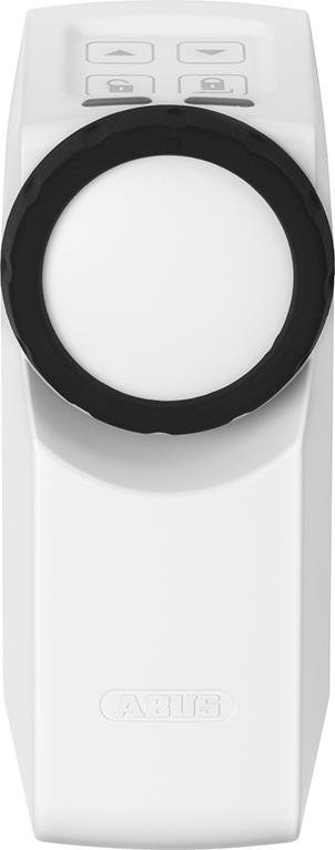 ABUS HomeTec Pro Funk-Türschloss-Antrieb in weiß oder silber
