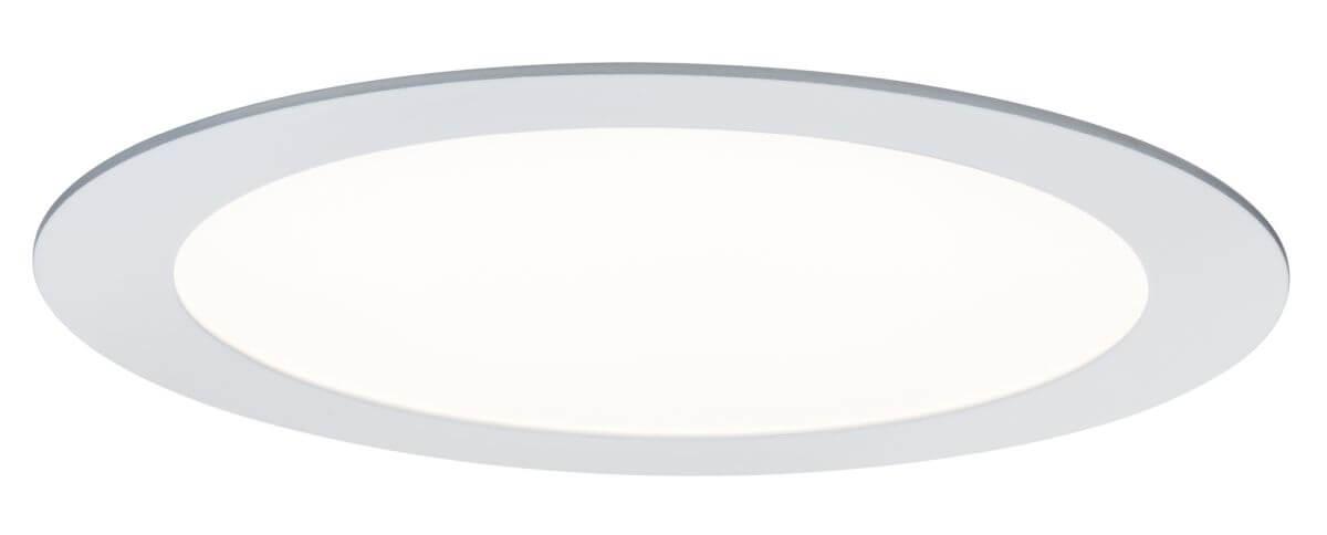 Paulmann LED-Einbaupanel Ø 225 mm, rundes Panel, Licht per App steuern
