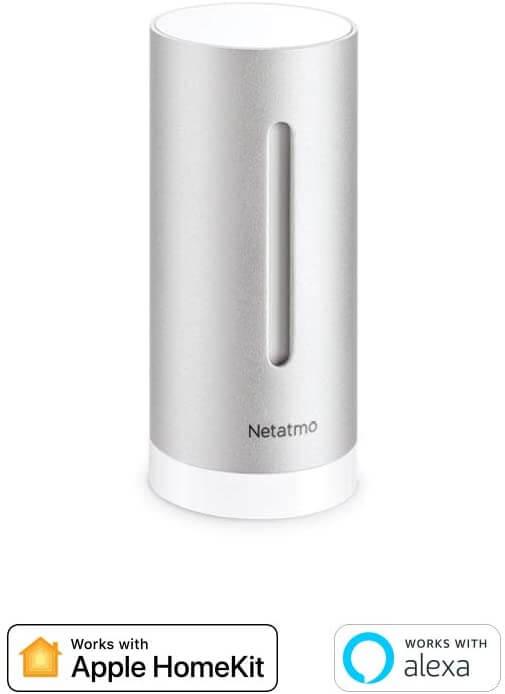 Netatmo Smartes zusätzliches Innenmodul für Smarte Wetterstation
