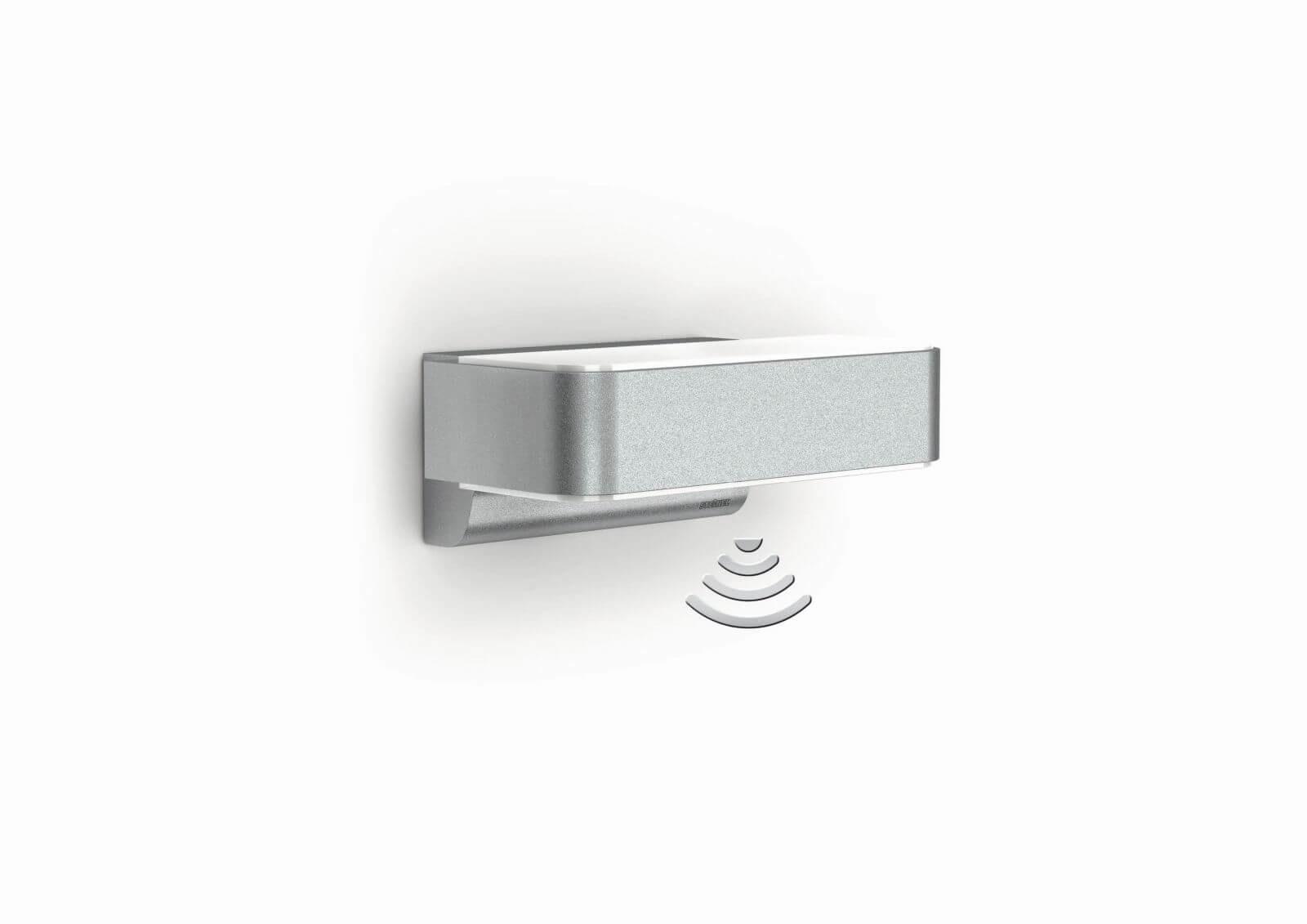 Steinel Außenleuchte L 810 LED iHF Smart Friends Sensor Wandleuchte 160° Erfassung Z-Wave