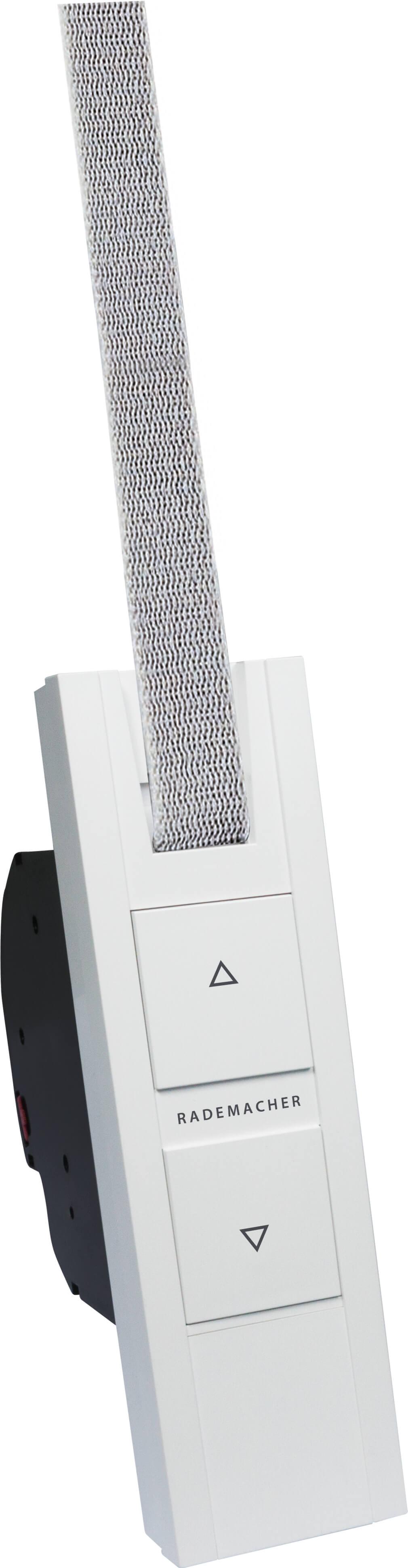 Rademacher RolloTron Basis DuoFern 1200 | elektischer Gurtwickler Unterputz, für Maxi-Gurte (23 mm)