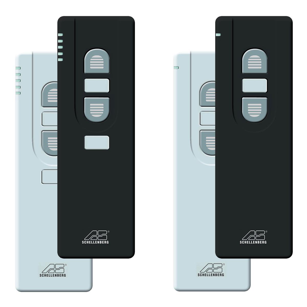 Schellenberg Funk Handsender für die Rollladensteuerung und Markisensteuerung