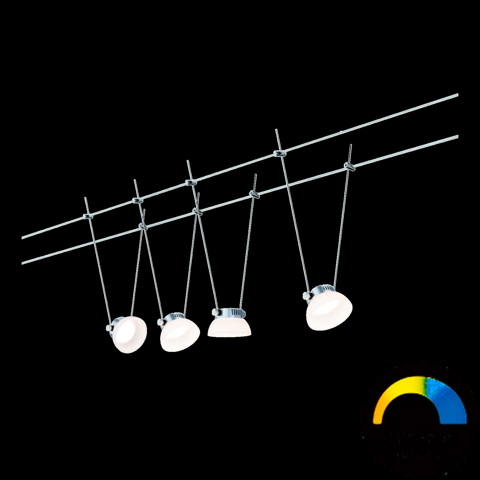 Paulmann IceLED 4 x 4 W - Weißlicht-Steuerung
