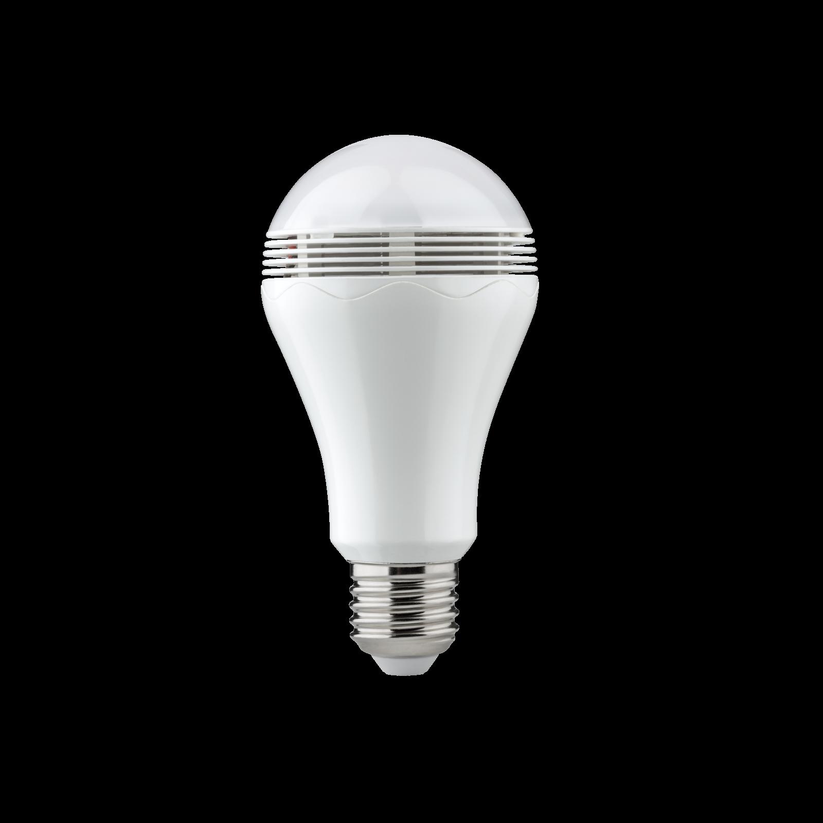 Paulmann LED-Lampe mit integriertem Bluetooth-Lautsprecher