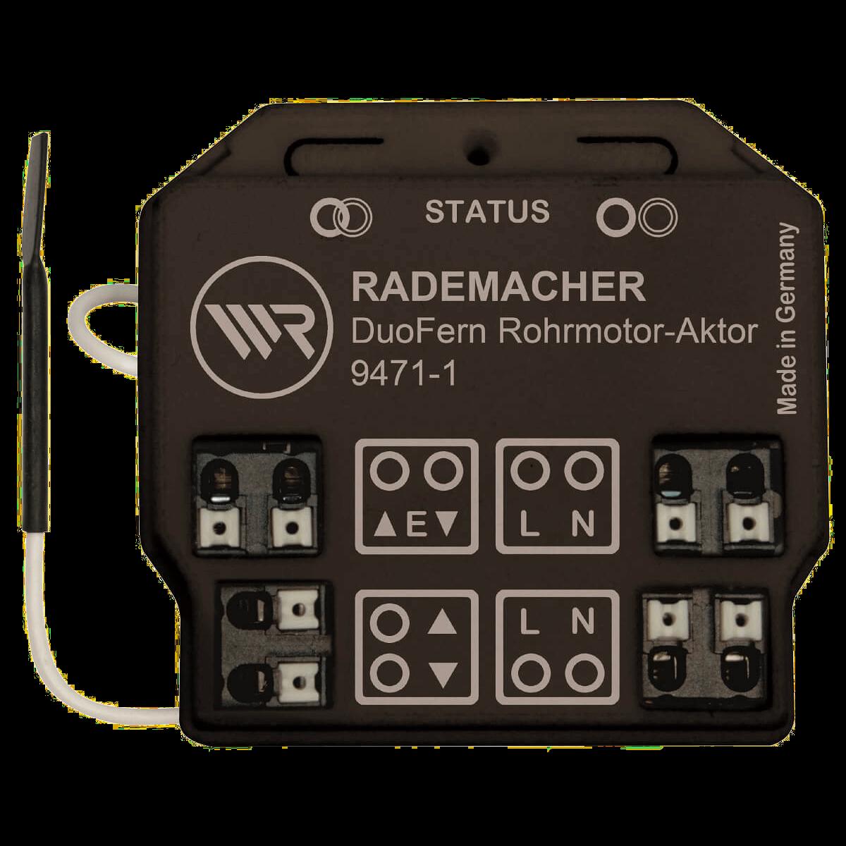 Rademacher Rohrmotor-Aktor Unterputz DuoFern