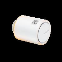 Netatmo Smartes Heizkörper-Thermostat, einzeln (Relais vorausgesetzt), Heizungssteuerung via App