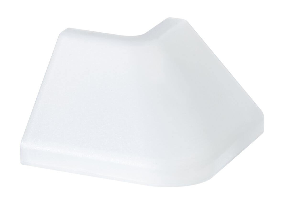 PaulmannDelta Profil Corner, 2er Pack, Satin, Kunststoff