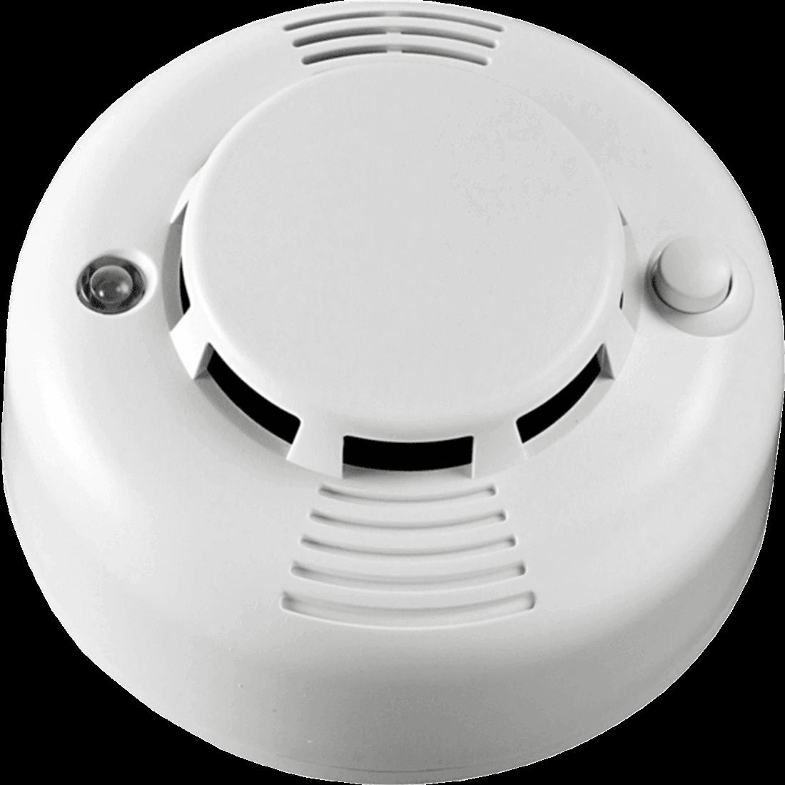 Funk-Rauchmelder ZigBee® Magenta SmartHome