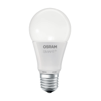 Osram SMART+ Classic E27 LED A60 RGBW Dimmbar mit Weißlicht- & RGB Farbsteuerung