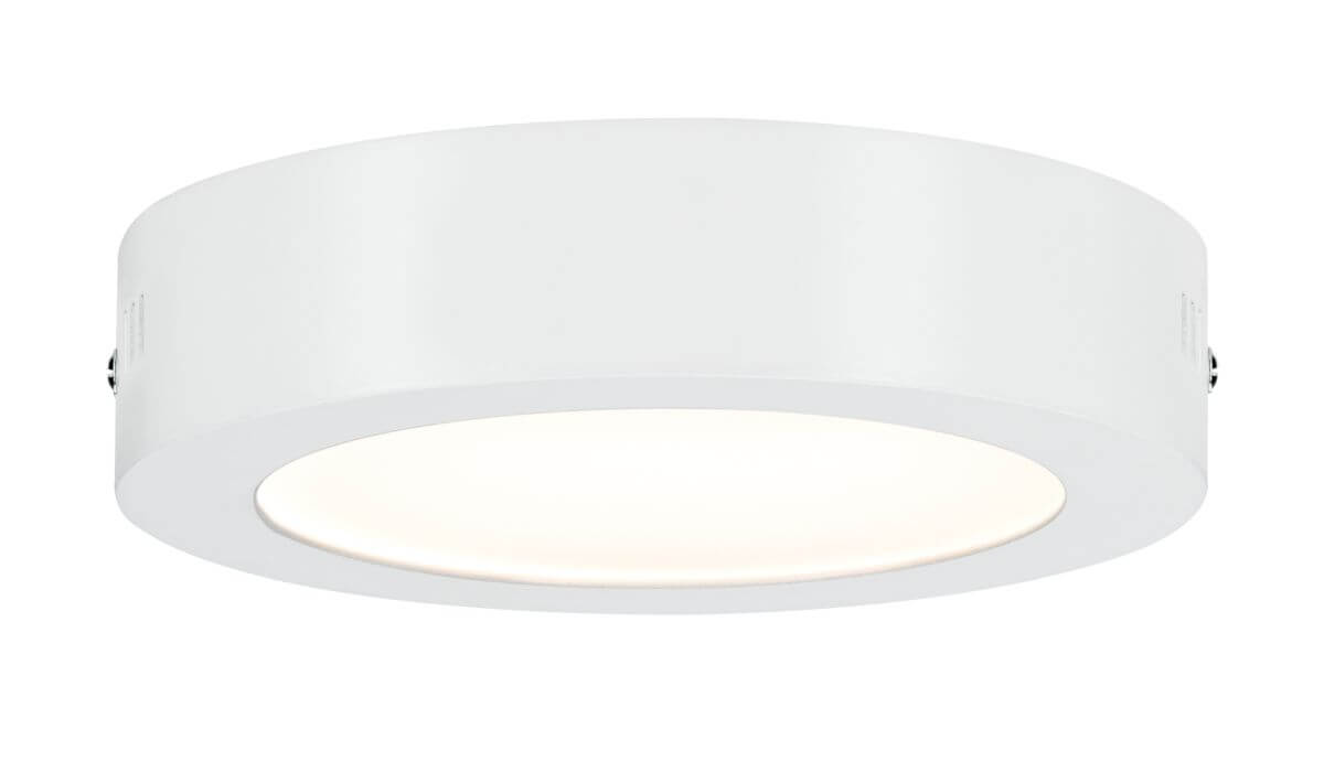Paulmann Bluetooth LED-Panel Nox 170 mm - Weißlicht-Steuerung & App-steuerbar