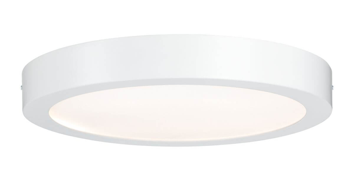 Paulmann Bluetooth LED-Panel Nox 300 mm - Weißlicht-Steuerung & App-steuerbar