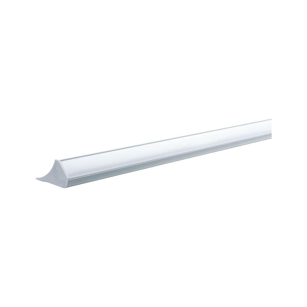 PaulmannCorner Profil, 2m, Grau, Kunststoff