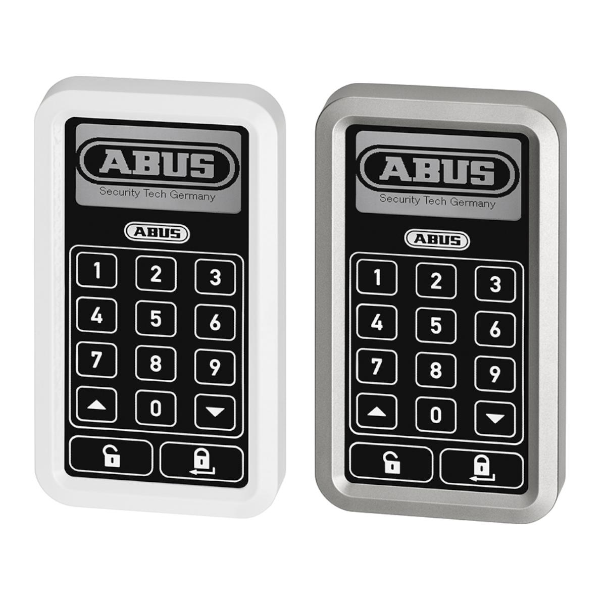 ABUS HomeTec Pro Funk-Tastatur in silber oder weiß