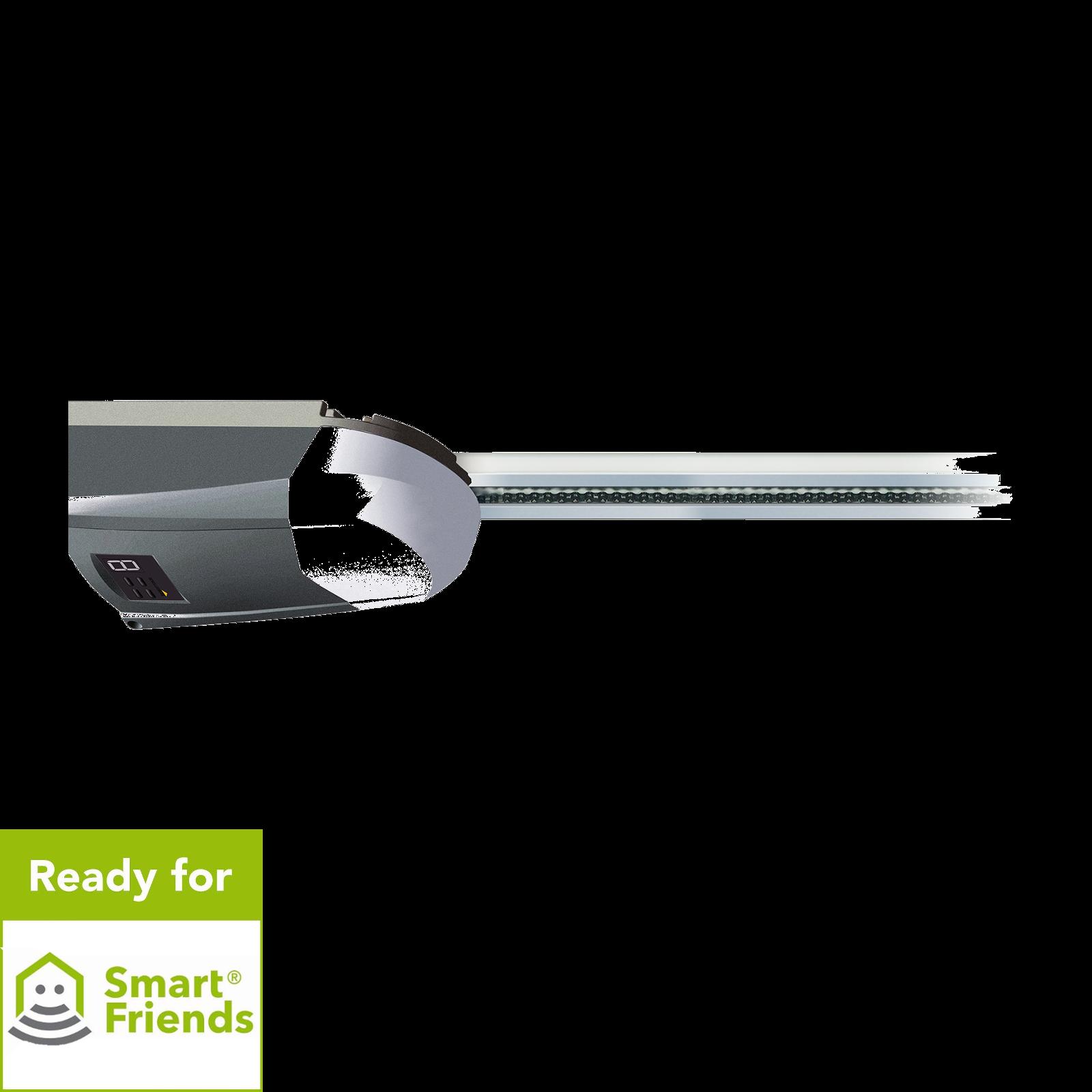 Schellenberg Smart Home Garagentorantrieb Smart DRIVE 14 mit zusätzlichem 868 MHz Funk