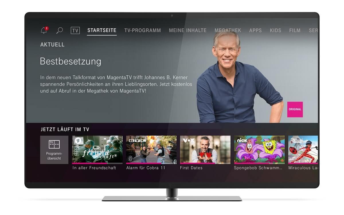 Fernsehen über Wlan Streamen