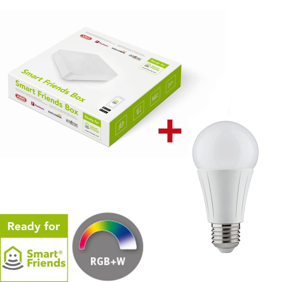 Smart Friends Einsteigerpaket Licht