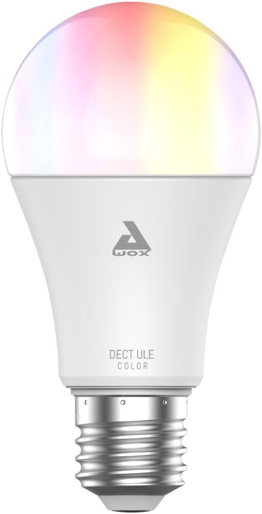 Telekom Magenta SmartHome LED-Lampe E27 RGBW | smartes Leuchtmittel mit farbigem Licht