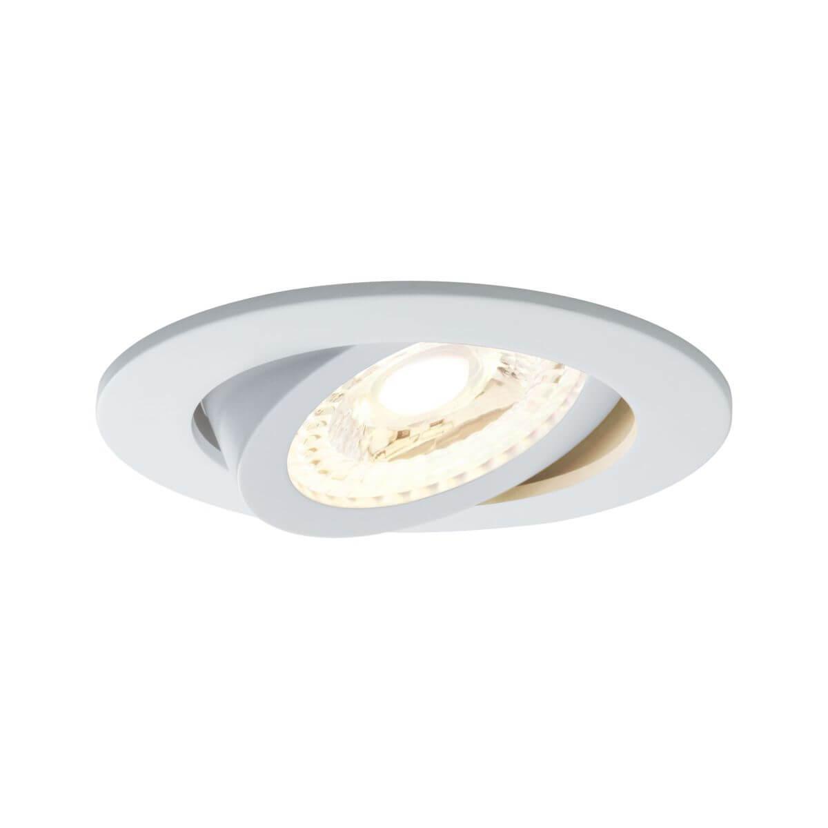 Paulmann SmartHome ZigBee Einbauleuchten-3er Set LED Lens RGBW