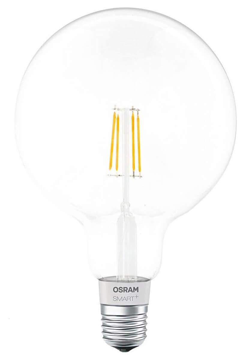 Osram Smart+ Apple Homekit Filament LED Globe 5,5 W Dimmbar E27 | Bluetooth